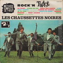 [Pochette de Rock'n'twist]