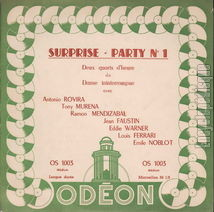 [Pochette de Surprise party n° 1]