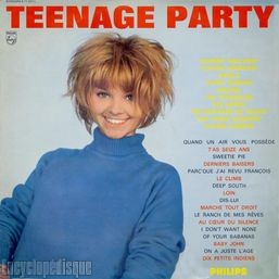 [Pochette de Teenage party]
