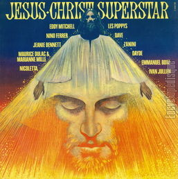 [Pochette de J�sus-Christ superstar]