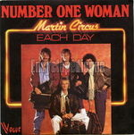[Pochette de Number one woman]