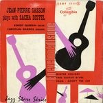 [Pochette de Jean-Pierre Sasson plays with Sacha Distel]