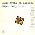 [Pochette de Sugar baby love (version espagnole)]