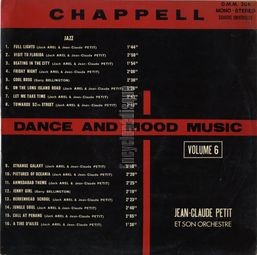 [Pochette de Dance and mood music vol. 6]