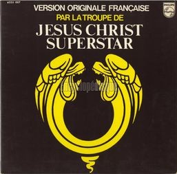 [Pochette de Jésus Christ Superstar - Version originale française -]