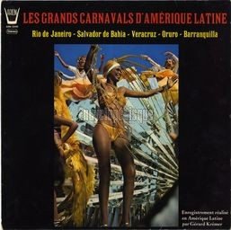 [Pochette de Les grands carnavals d'Am�rique Latine]