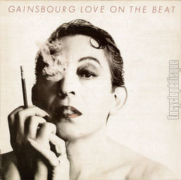[Pochette de Love on the beat (Serge GAINSBOURG)]