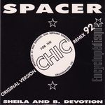 [Pochette de Spacer (remix 1992)]