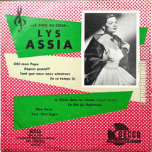 Lys Assia - Evergreens