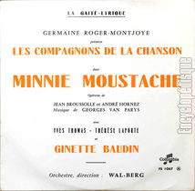 [Pochette de Minnie Moustache (THÉÂTRE / SPECTACLE)]