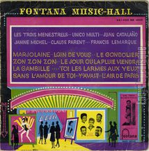 [Pochette de Fontana Music-Hall 1]