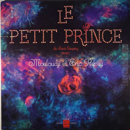 [Pochette de Le petit prince (DICTION)]