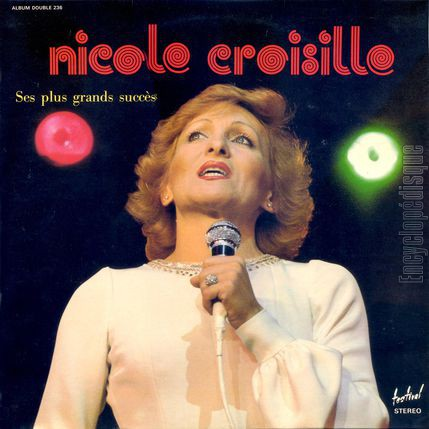 Nicole Croisille - I Do Love You / La Solitude