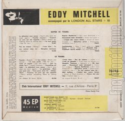 [Pochette de Everything all right (Eddy MITCHELL) - verso]