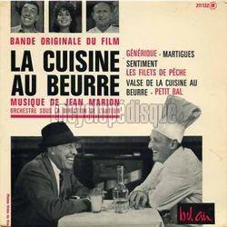 Encyclopdisque disque la cuisine au beurre for La cuisine au beurre