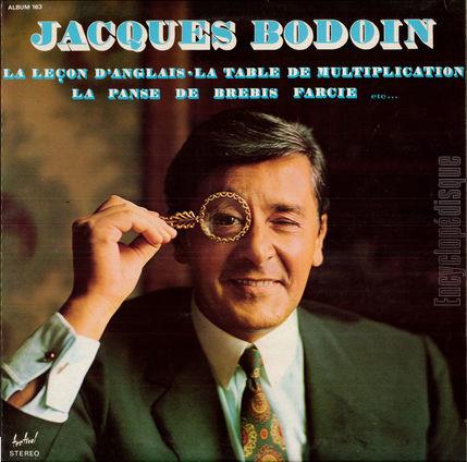 Encyclopdisque disque la leon d 39 anglais la table de - Jacques bodoin la table de multiplication ...