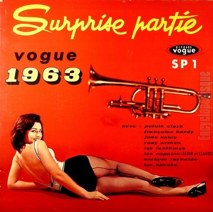 [Pochette de Surprise partie Vogue 1963 (COMPILATION)]