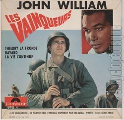 [Pochette de Thierry la Fronde (John WILLIAM) - verso]