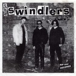 [Pochette de The SWINDLERS - « Try » (Les ANGLOPHILES)]