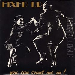 [Pochette de FIXED UP « You can count me in ! » (Les ANGLOPHILES)]