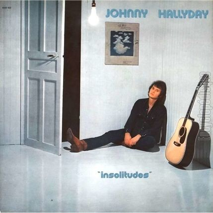 [Pochette de Insolitudes (Johnny HALLYDAY)]