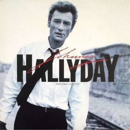 [Pochette de Rock n' roll attitude (Johnny HALLYDAY)]