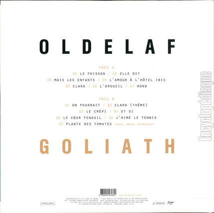 goliath oldelaf