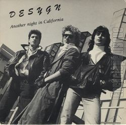 [Pochette de Another night in California (DESYGN)]