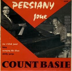 [Pochette de Persiany joue Count Basie (André PERSIANY)]