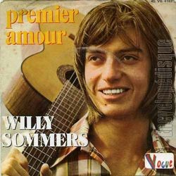 [Pochette de Premier amour (Willy SOMMERS)]