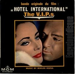 "[Pochette de Hotel international ""The V.I.P.'s"" (B.O.F. « Films »)]"
