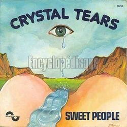 [Pochette de Crystal tears (SWEET PEOPLE)]
