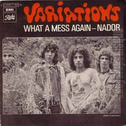 [Pochette de What a mess again / Nador (VARIATIONS)]