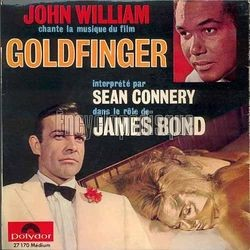 [Pochette de Goldfinger (John WILLIAM)]