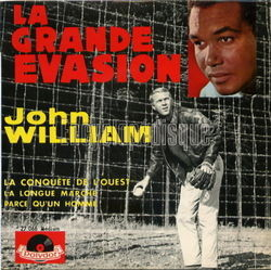 [Pochette de La grande évasion (John WILLIAM)]
