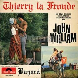 [Pochette de Thierry la Fronde (John WILLIAM)]