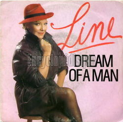 [Pochette de Dream of a man (Line RENAUD)]