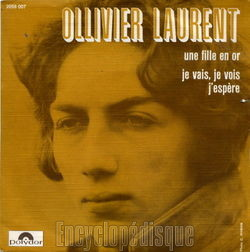 [Pochette de Une fille en or (Ollivier LAURENT)]