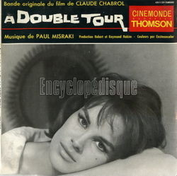 [Pochette de À double tour (B.O.F. « Films »)]