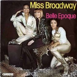 [Pochette de Miss Broadway (BELLE ÉPOQUE)]