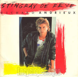 [Pochette de Stingray de rêve (Richard ANDRIEUX)]