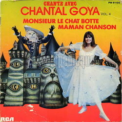 [Pochette de Chante avec Chantal Goya vol.4 (Chantal GOYA)]
