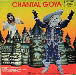 [Pochette de Chante avec Chantal Goya vol.4 (Chantal GOYA) - verso]