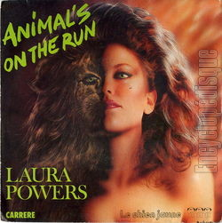 [Pochette de Animal's on the run (Laura POWERS)]