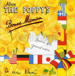 [Pochette de Bonne Maman (ALAIN & The POPPY'S)]