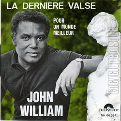 [Pochette de La dernière valse (John WILLIAM)]