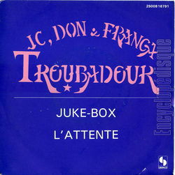 [Pochette de Juke box (JC, DON & FRANCA)]