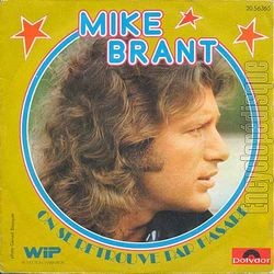 Mike brant on se rencontre par hasard