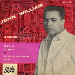 [Pochette de Day O (The banana boat song) (John WILLIAM)]