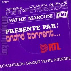 [Pochette de HIT-PARADE RTL / PATH� MARCONI (RADIO)]